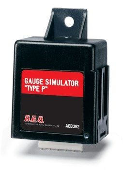 "Емулатор A.E.B. 392 тип ""P"" - Gauge Simulator /Petrol Float Emulator/"