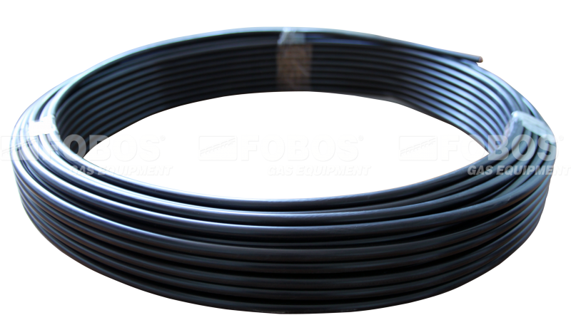 Fobosgas copper pipe with insulated tubing for lpg 8 mm for How to insulate copper pipes